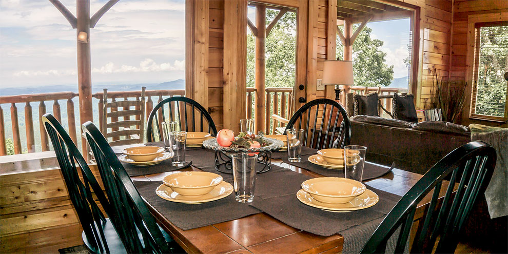Smoky Mountains Cabin Rentals in the Smokies near Gatlinburg TN